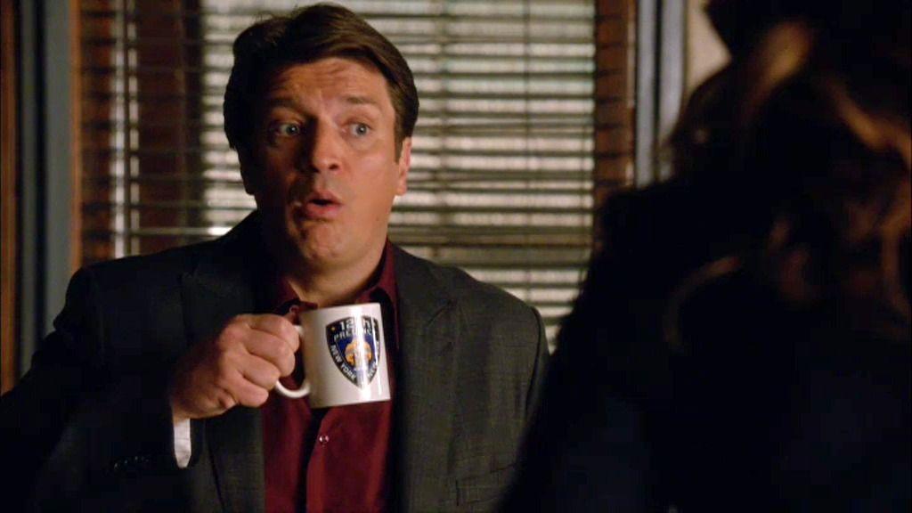 """Castle descubre la confesión falsa: """"Ya no me aburre tanto este caso"""""""