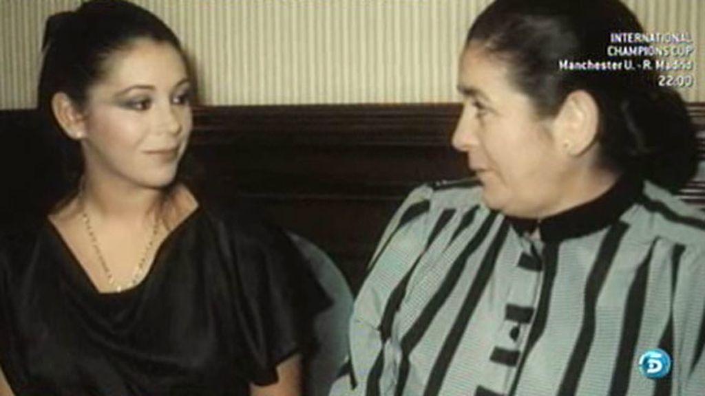El camino hacia el éxito de Isabel Pantoja