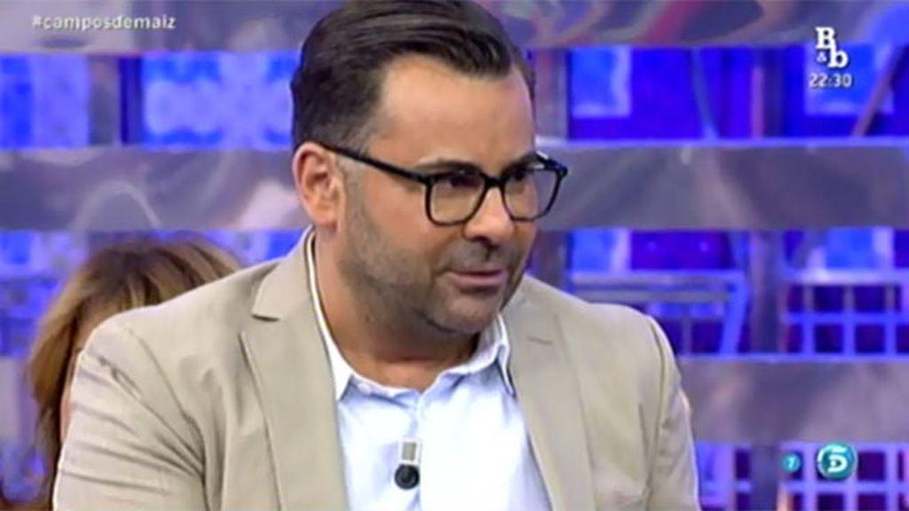 J.J. Vázquez, fascinado con Carmina Barrios