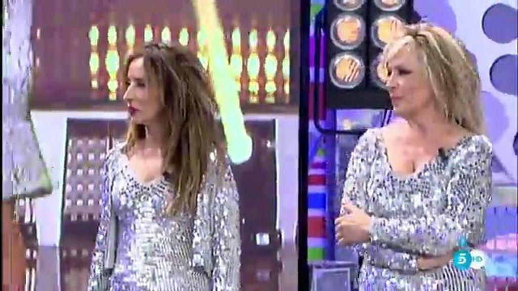 María Patiño gana el duelo contra Lydia Lozano, pero Lydia se queda con su sección