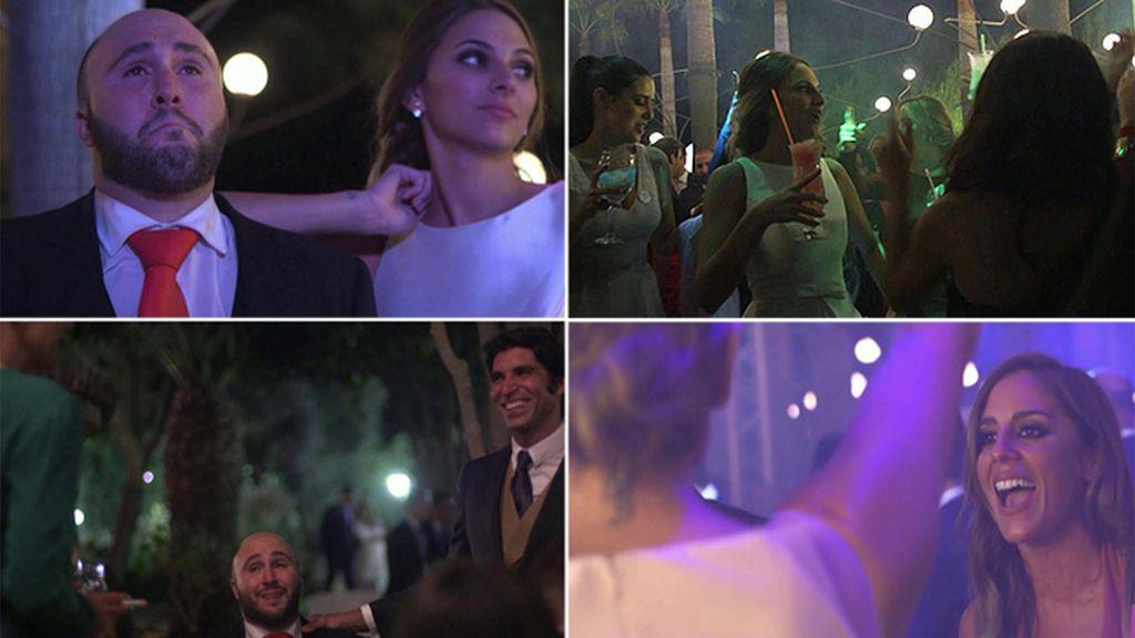 Así de bien se lo pasaron (casi) todos en la boda de Kiko Rivera e Irene Rosales