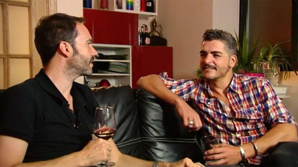 Así resume Nacho Rubio  'Adán y Eva'