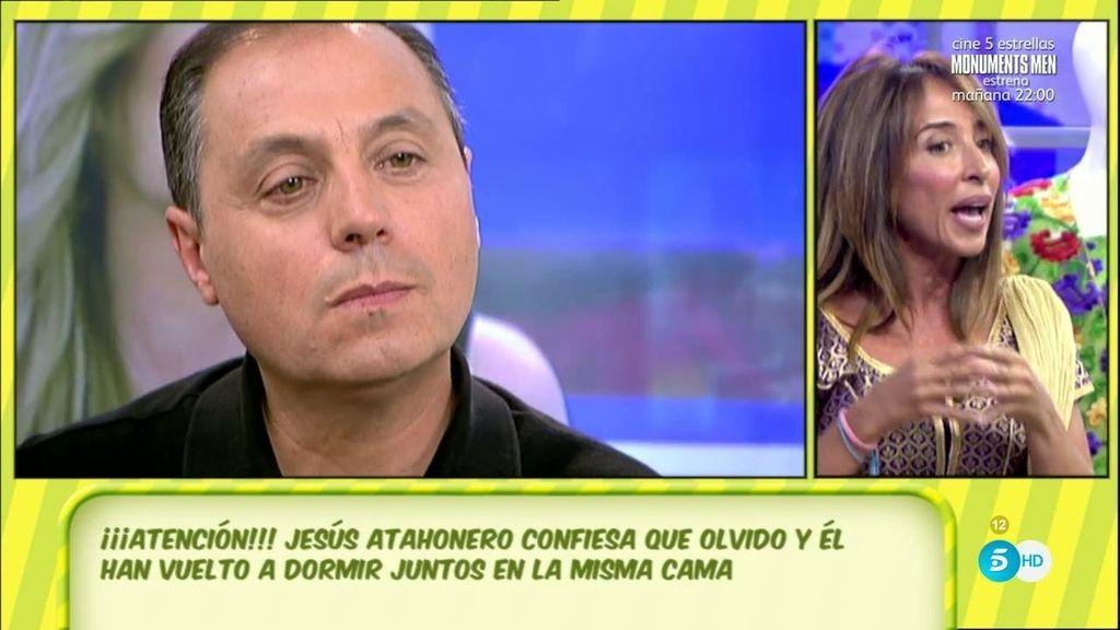 """Atahonero dice que Olvido """"pecó de ingenua"""" cuando dijo haber estado con un colaborador"""