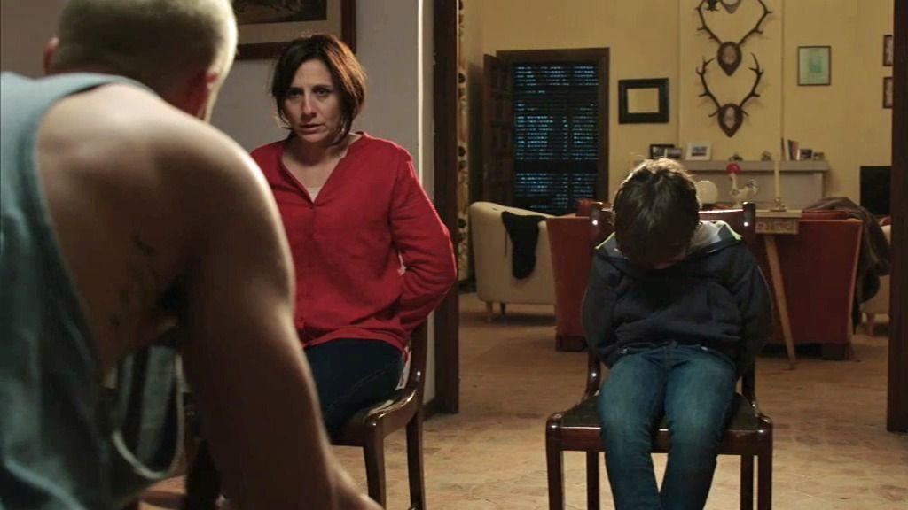 En el próximo capítulo de 'Rabia'... Silvia y su hijo Dani están en peligro