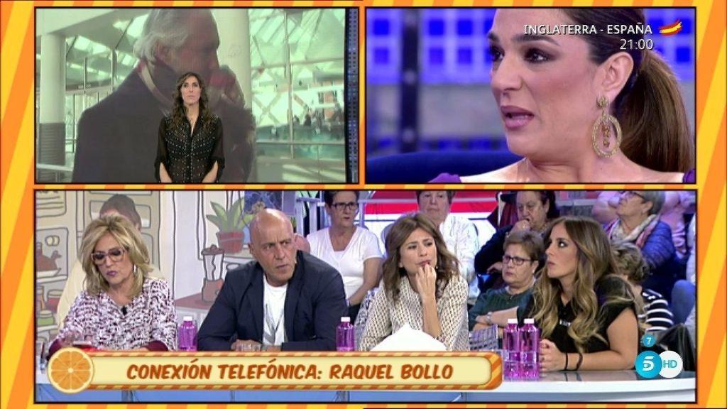 "Raquel Bollo, a Gahona: ""Se ha vuelto a ver la clase de persona que eres"""