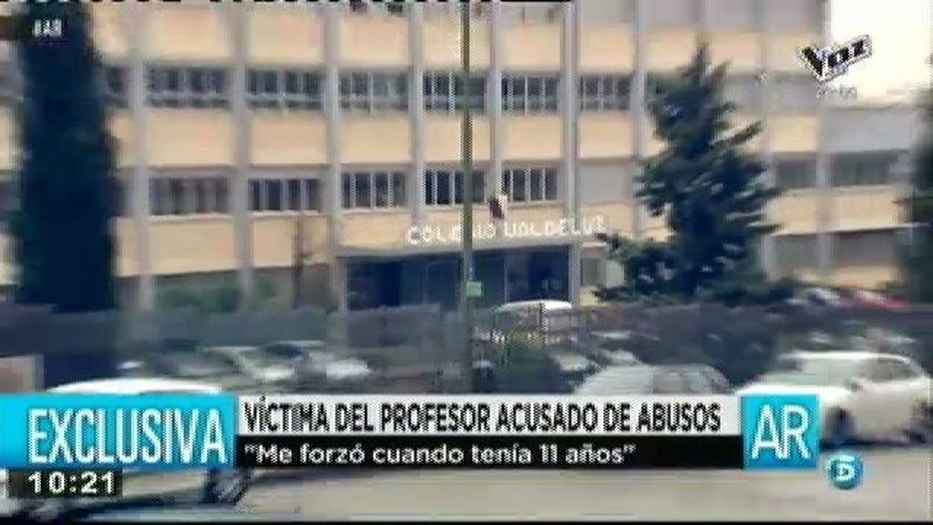 El psicólogo del colegio Valdeluz también estaba al tanto de los abusos