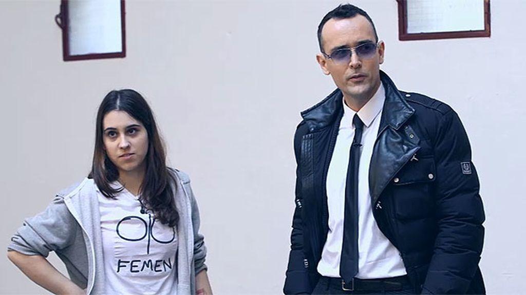 """Risto, sobre FEMEN: """" Es un fin lícito, una campaña resultona y un producto deficiente"""""""