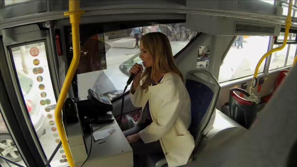 Patricia Conde, una conductora muy peligrosa y divertida