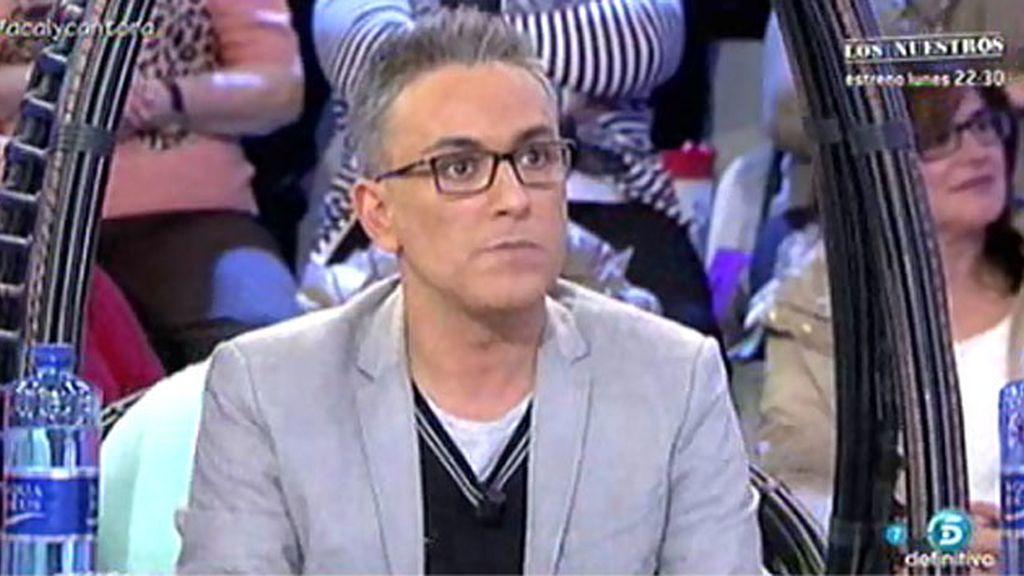 """Kiko: """"K. Rivera se presentó con la mudanza Cantora y Agustín dijo que ni en broma"""""""