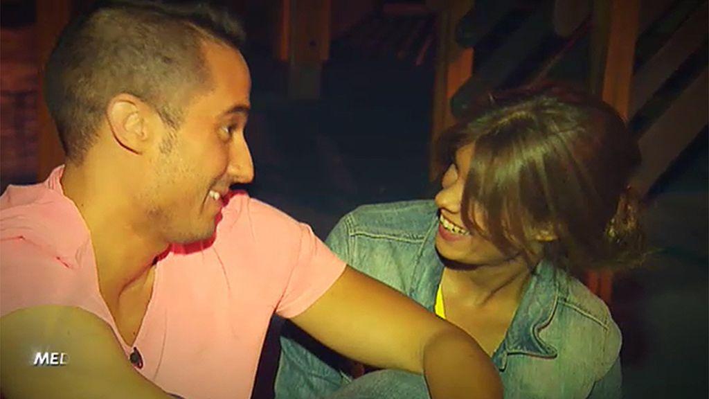 Carlos sorprende a Triana