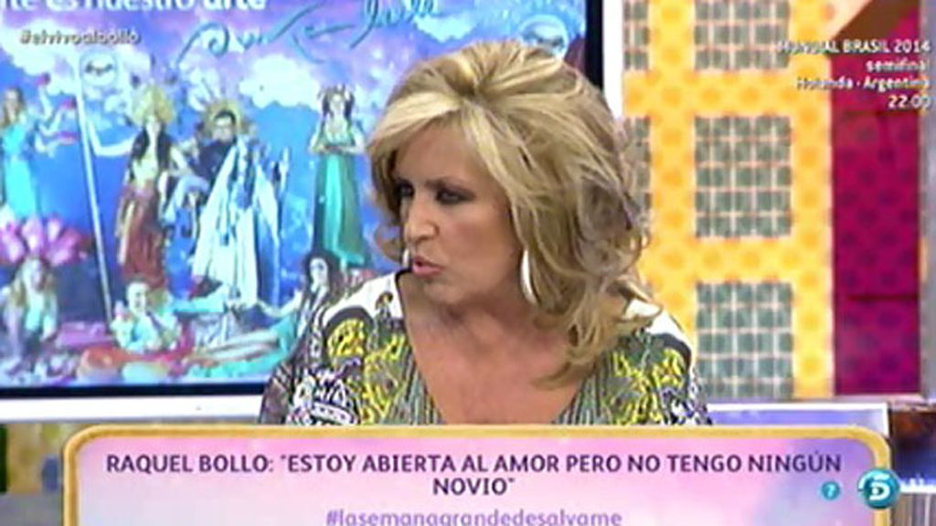 "Lydia, a Kiko M.: ""¿Me vas a dar lecciones de estilismo? Si te llaman El Heladero en Twitter"""