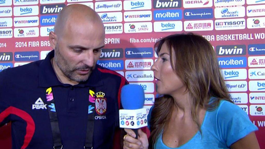 "Djorjevic: ""Hemos conseguido algo grande"""