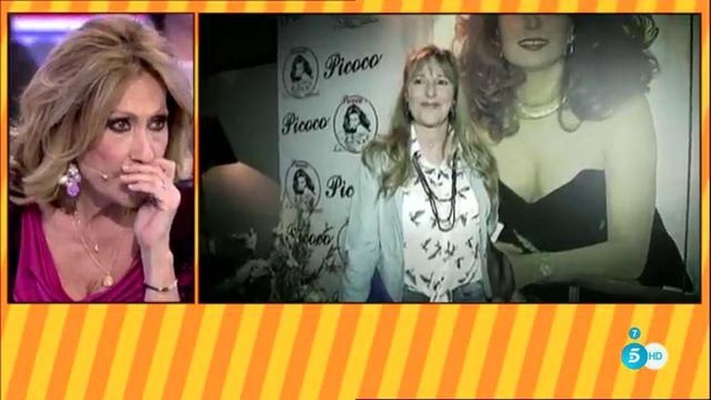 Marisa Rejano se cuela en el evento de Amador Mohedano, otra vez