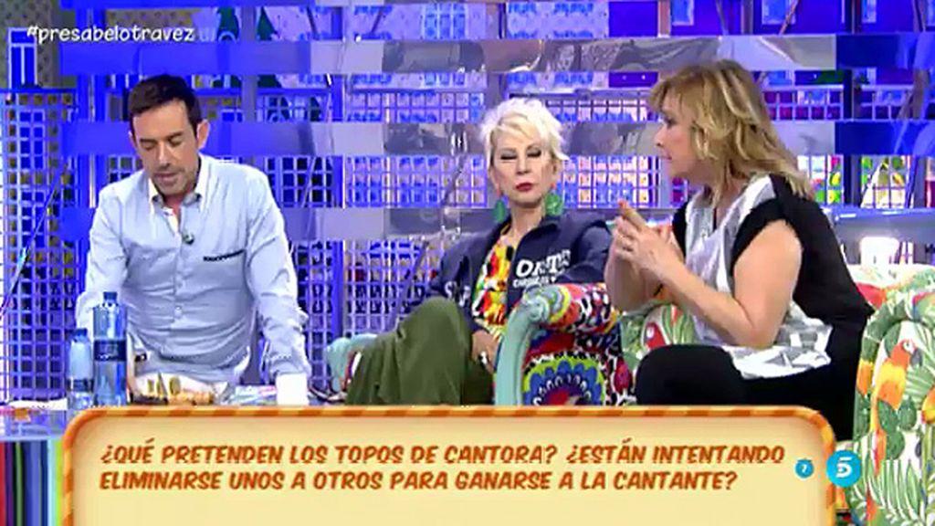 """Mila Ximénez, a Isabel Pantoja: """"Ahora quien va a defender su honor voy a ser yo"""""""
