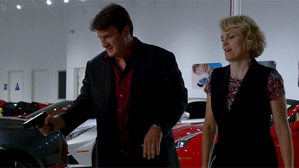 Castle encuentra a su nueva Beckett
