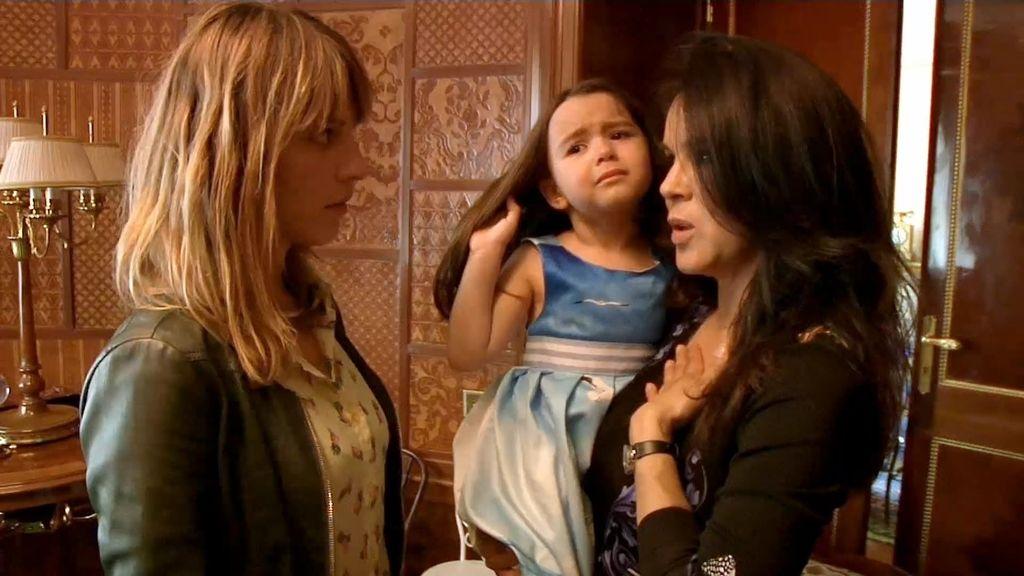Meritxell empieza a trabajar como 'nanny' en una lujosa casa del barrio de Salamanca