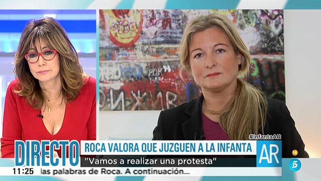 """Virginia López Negrete: """"Me sorprende que uno de los padres de la Constitución reniegue de uno de los artículos"""""""