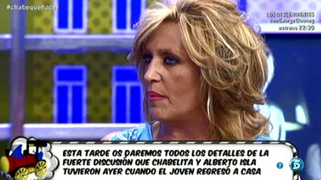 """Lydia Lozano, sobre Chabelita: """"Quiere mudarse a Madrid con Dulce"""""""