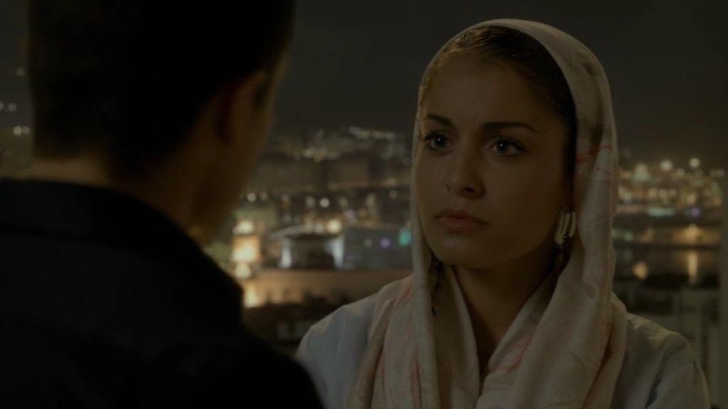"""Fátima, a Morey: """"Por ti habría roto mi compromiso con Khaled"""""""