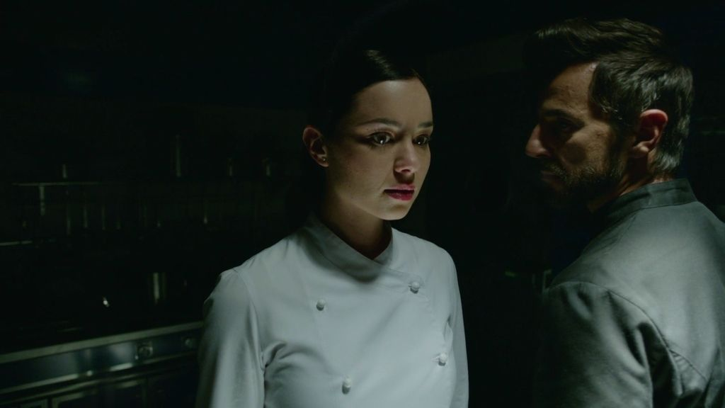Mati sufre un ataque de pánico durante su prueba para chef