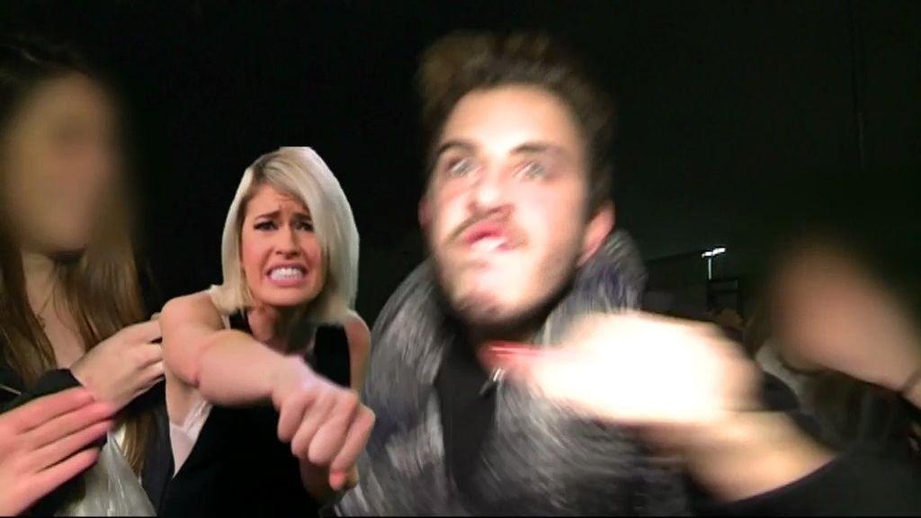 ¡Bombazo selfi! Kevin, el chico al que pegó Justin Bieber estará en el programa