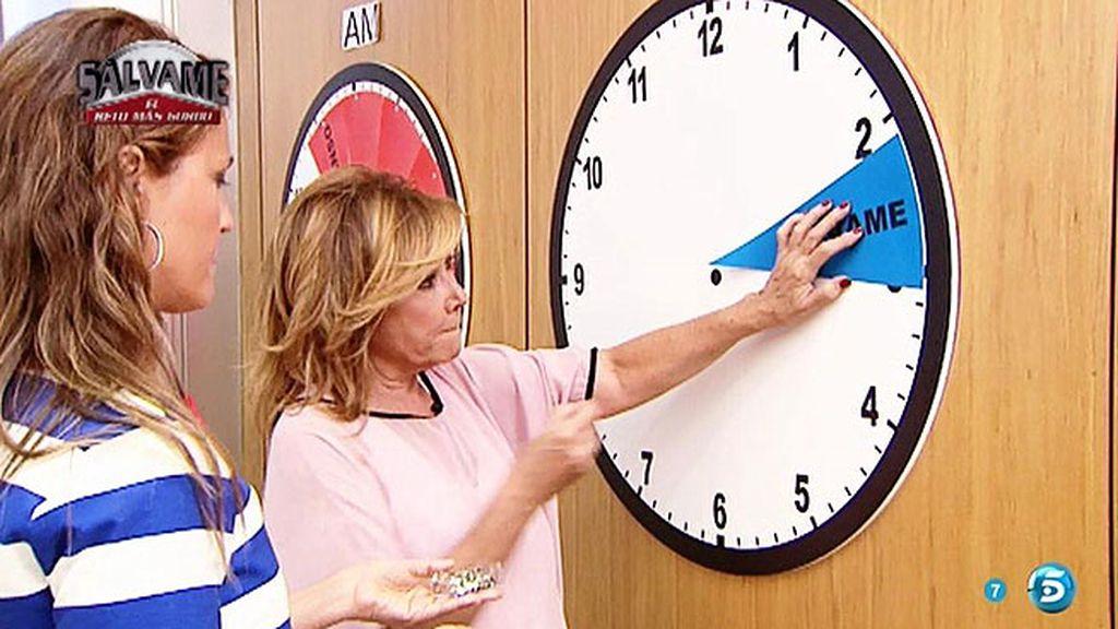 Mila organiza su tiempo con Cris Soria