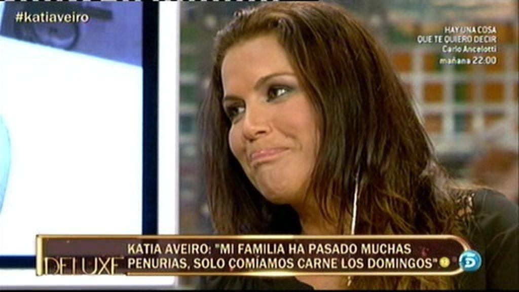 """Katia: """"Cuidé mucho de Cristiano y fui bastante dura con él"""""""