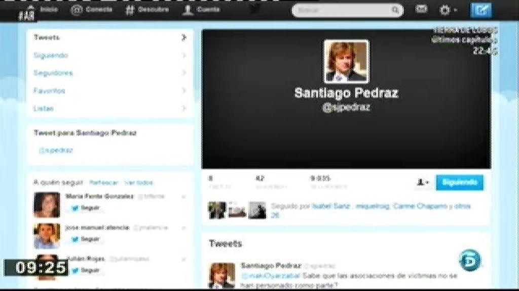 El juez Santiago Pedraz responde a Iñaki Oyarzábal a través de twitter