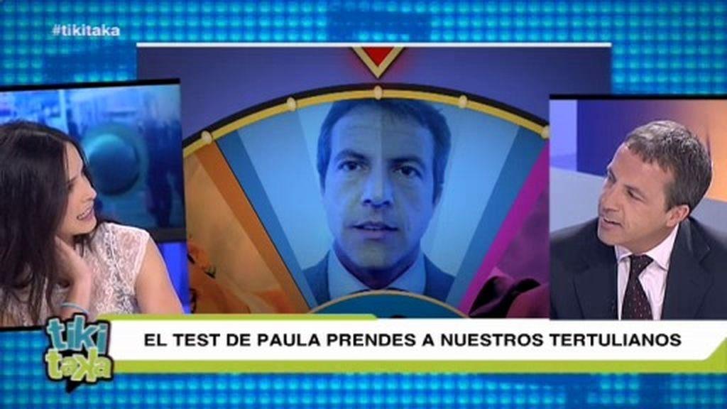 """Cristóbal Soria, a Paula Prendes: """"Jamás aceptaría ser delegado del Real Madrid"""""""