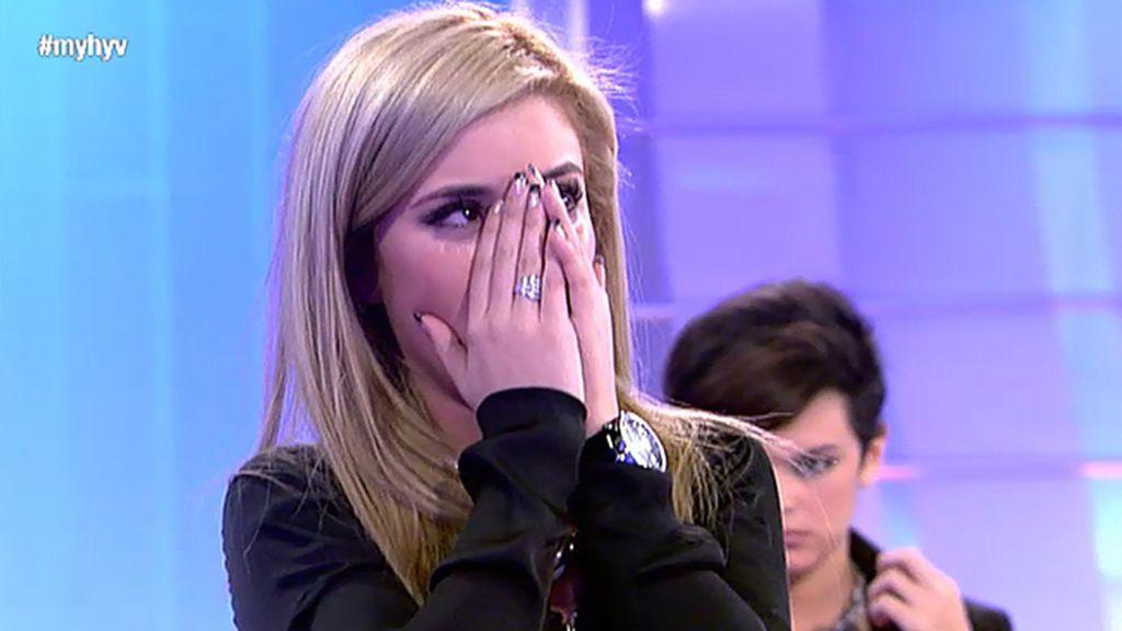 """Rocío, a Mireia: """"Eso es jugar sucio y así te va ir muy mal en la vida"""""""