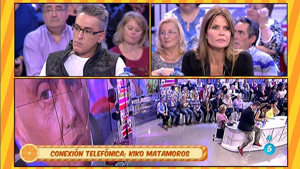 ¿Ha roto Kiko Matamoros un acuerdo con Kiko Hernández y la revista 'QMD!'?