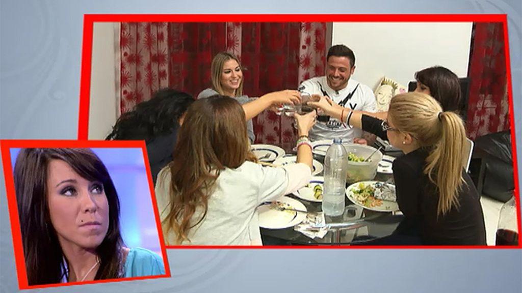 Una cena tensa en casa de Pascual