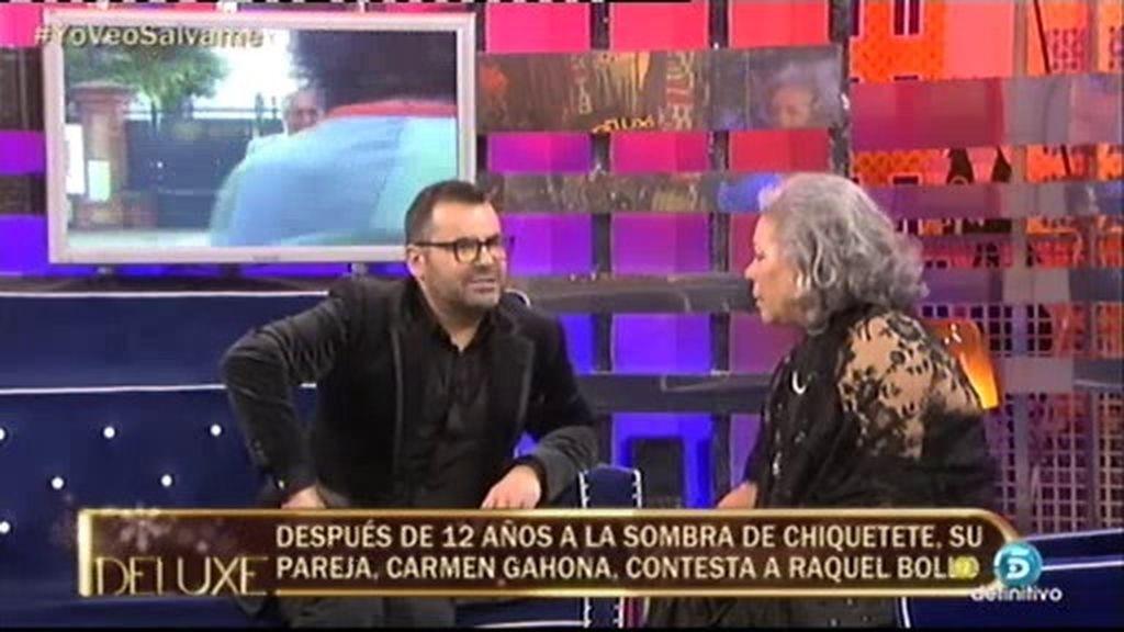 "Carmen Gahona, sobre Isabel Pantoja: ""Ni me alegro, ni me da pena"""