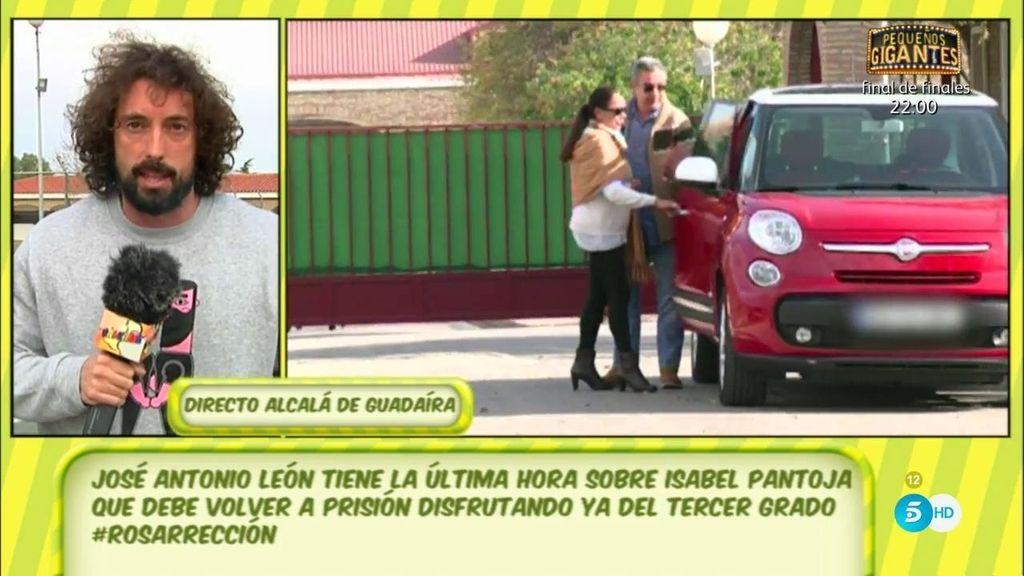 Irene Rosales, novia de Kiko Rivera, de parto
