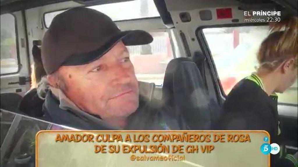 """Amador, sobre la expulsión de Rosa Benito: """"Sus compañeros lo han promovido"""""""