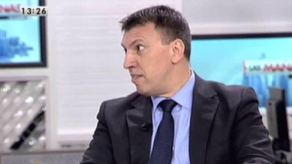 """Bosch: """"Pedimos al ministro medios para perseguir la corrupción y nos dijo que están estudiando si hacen falta de verdad"""""""