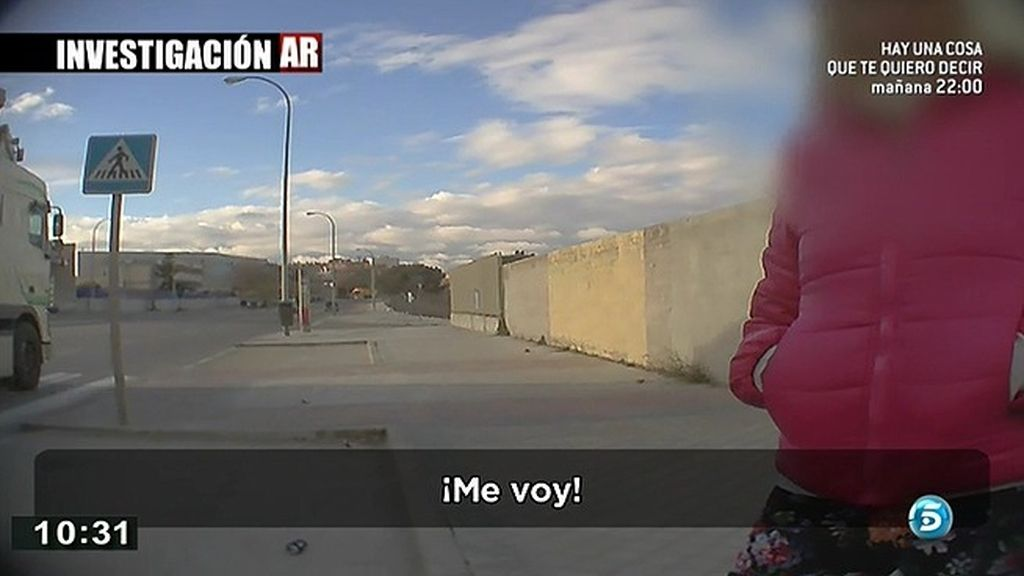 Un equipo de 'AR' se adentra en el nuevo polígono del sexo en Vicálvaro