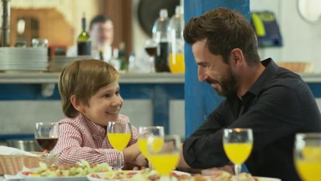 Sergi Roca llega a un pacto con su hijo: durante un mes, serán una familia