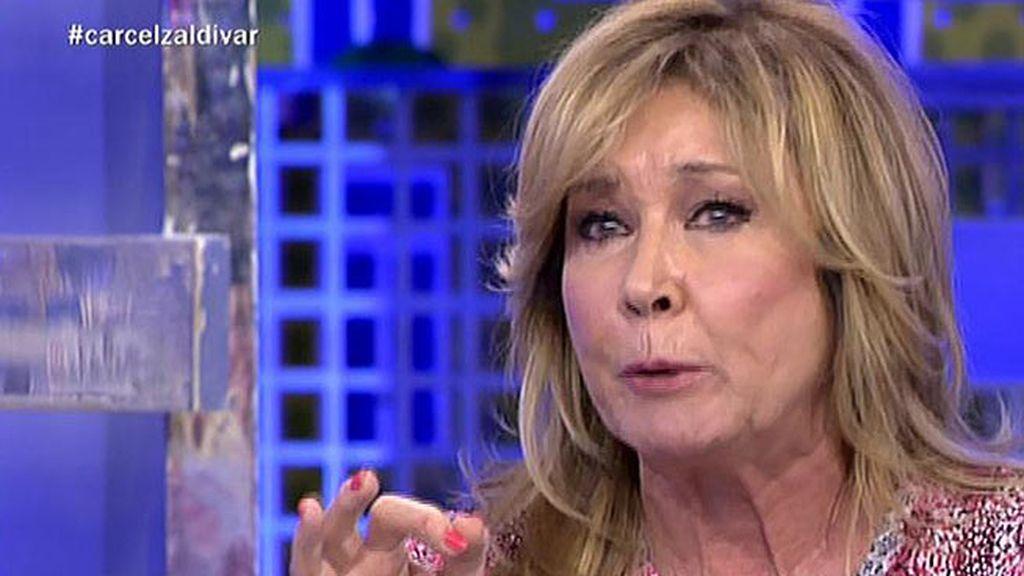 """Mila: """"Los abogados de Pantoja presentaron como aval propiedades desconocidas"""""""
