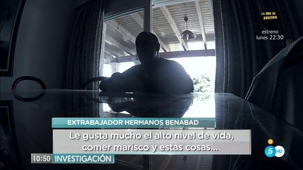 """Extrabajador del clan 'Benavad': """"Cobraba unos 1000 euros por porte"""""""