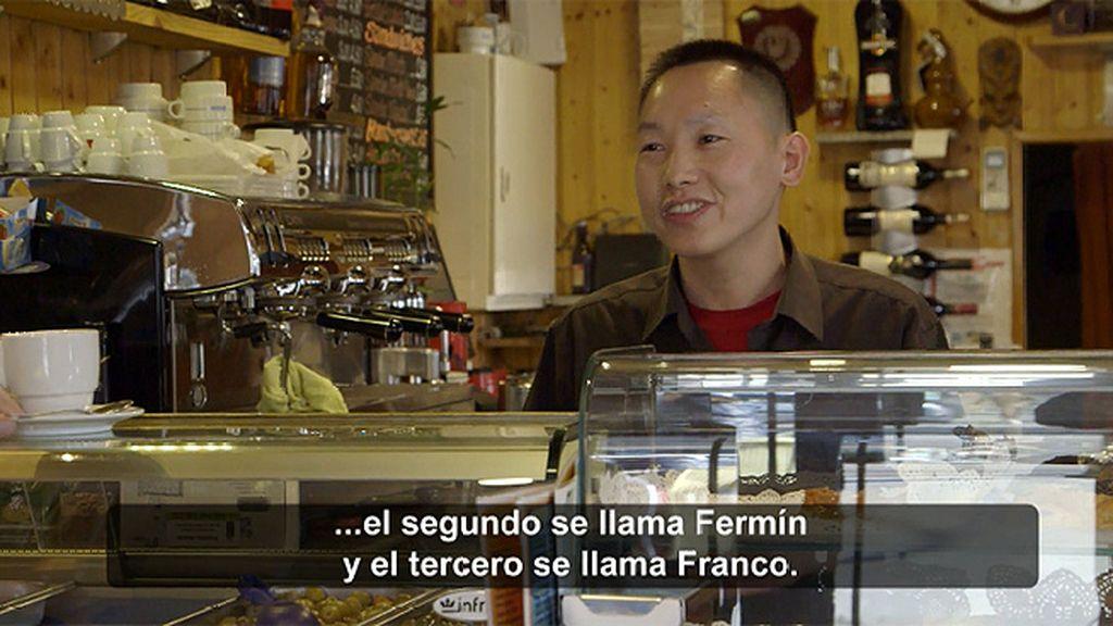 Chen Xian Gwei nos habla de su restaurante, en el que prepara comida típica española