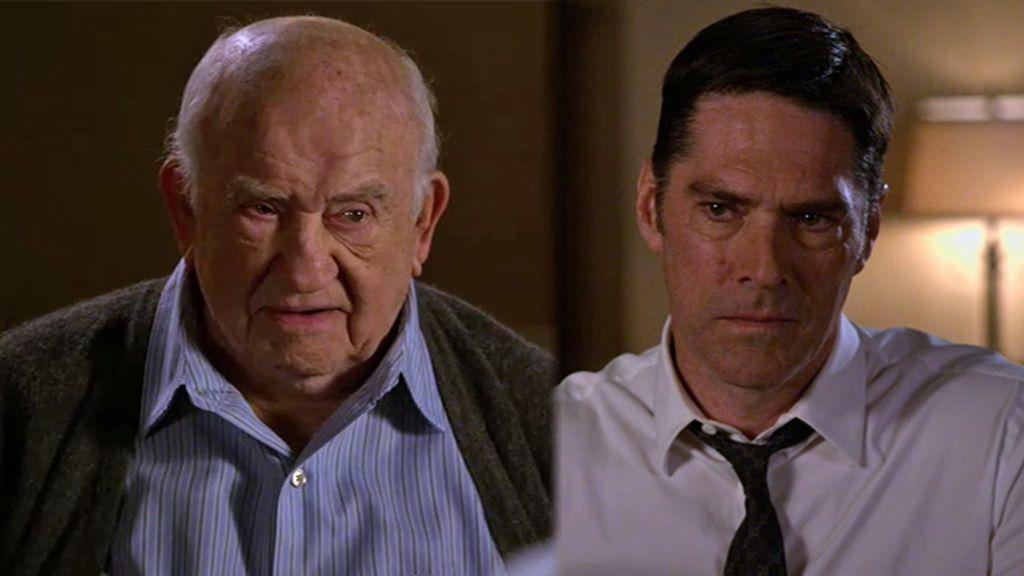 "Roy, a Hotch: ""Nunca te perdonaré por lo que pasó a Haley"""