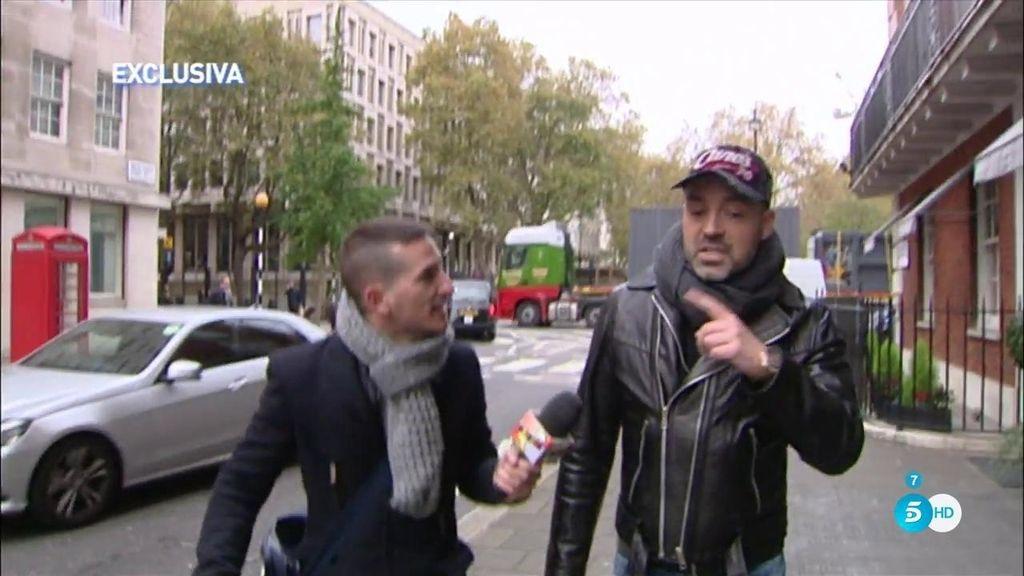 Juan Camus huye de Sergi Ferré