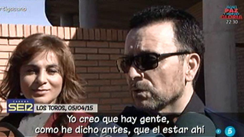 """Ortega, en 'Cadena Ser': """"Dentro de mis errores, también he tenido mis cosas buenas"""""""