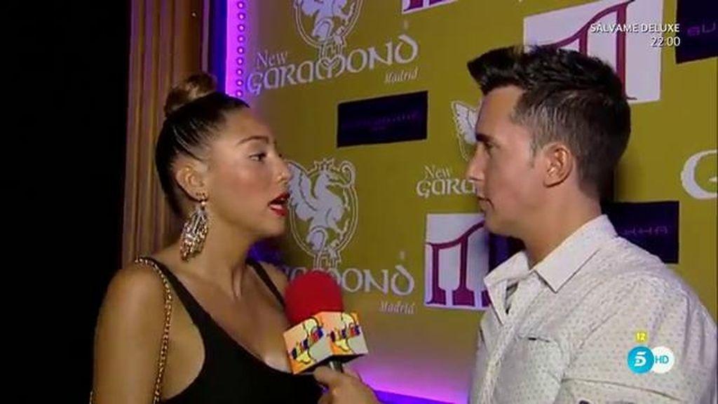 """Steisy, sobre Laura Matamoros y Luis Rollán: """"Señalar a alguien de 'topo' está muy feo"""""""