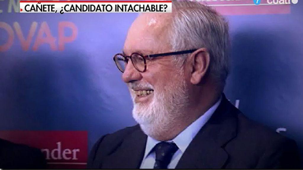 Cañete habría ocultado la relación de su empresa con la administración, según El País
