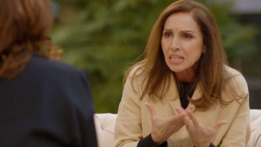 """Ana Belén: """"A mí no me inquieta Podemos, no entiendo por qué se meten con ellos"""""""