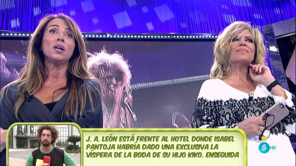 """María Patiño: """"Me ofrecieron la sección de Lydia Lozano y dije que no por ella"""""""