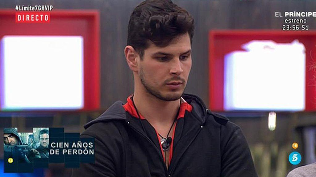 Alejandro se queda sin inmunidad