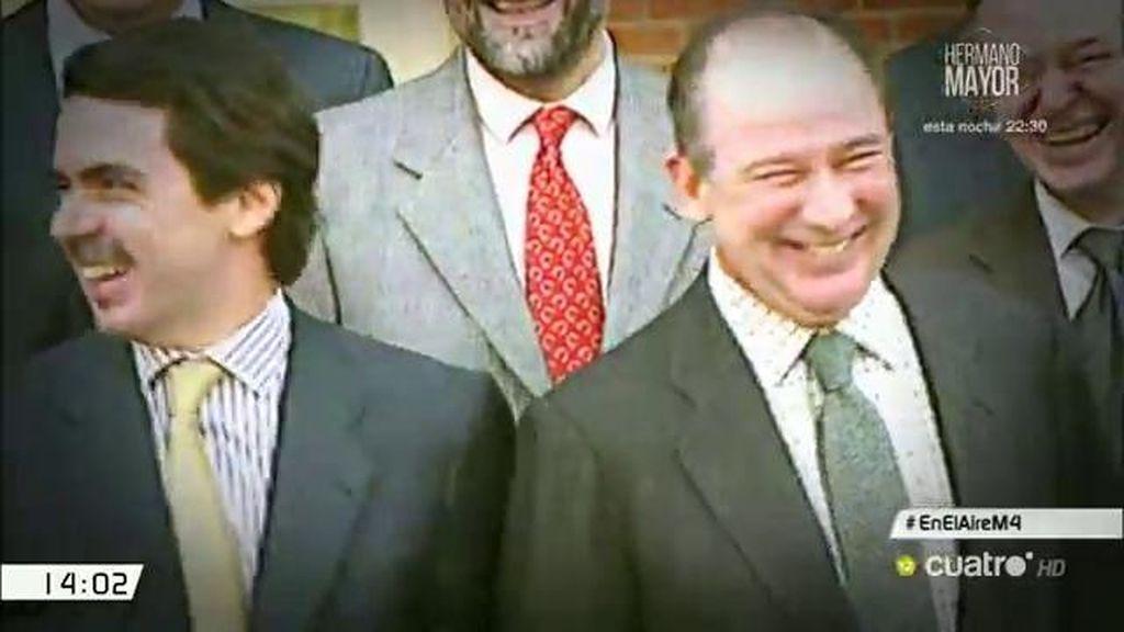Los pesos pesados del gobierno de Aznar deberán declarar por el 'caso Gürtel'